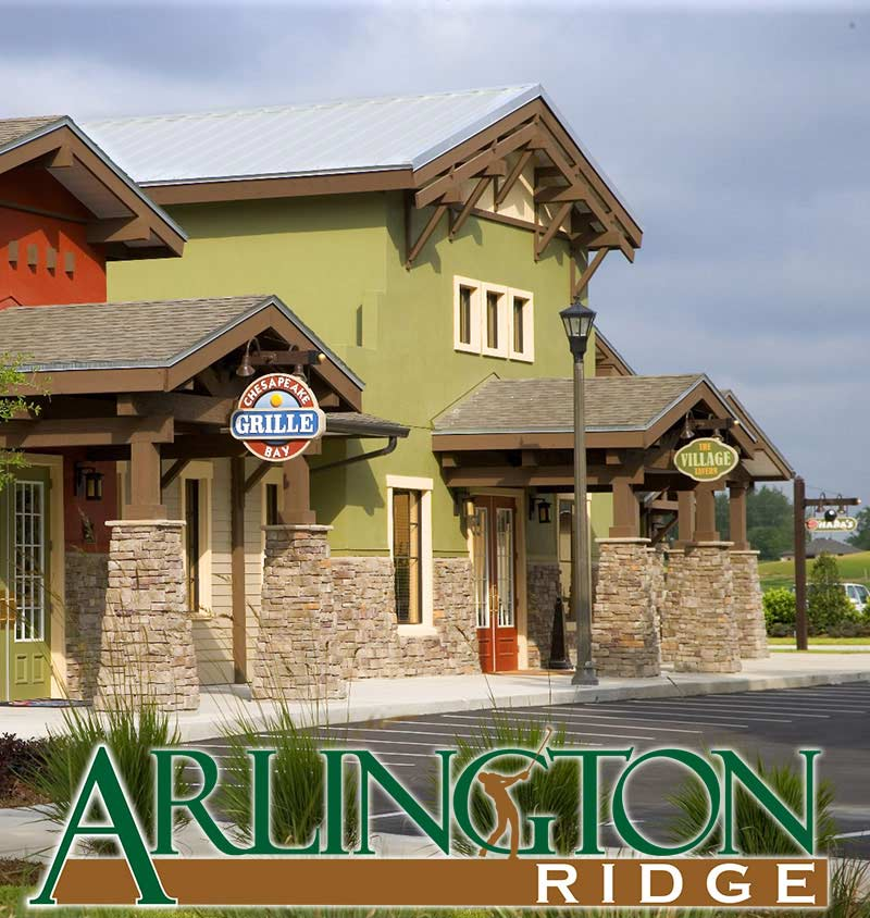 Best of all, Arlington Ridge offers affordable retirement living, with  affordable home prices and very reasonable monthly fees. And because we  customize ...