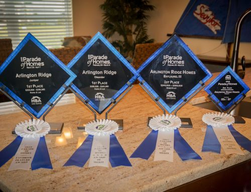 We're proud of all of the awards we have won