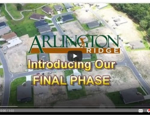 Arlington Ridge's Final Phase–A Video Tour