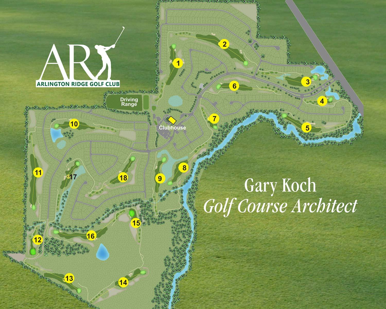 Arlington Ridge Golf Course Arlington Ridge Retirement Community