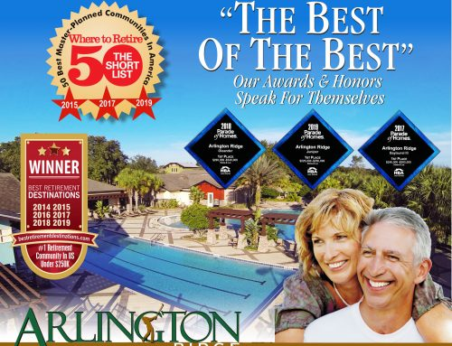 How does one Florida retirement community win so many more awards than its competitors?