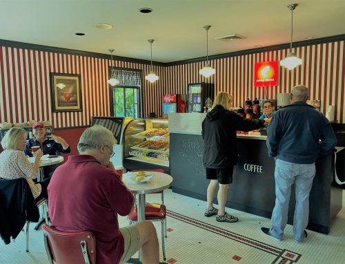 We're excited about the opening of Chatham's Coffee Shop at Arlington Ridge.